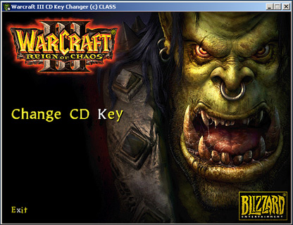 Wc3-change-cd-key