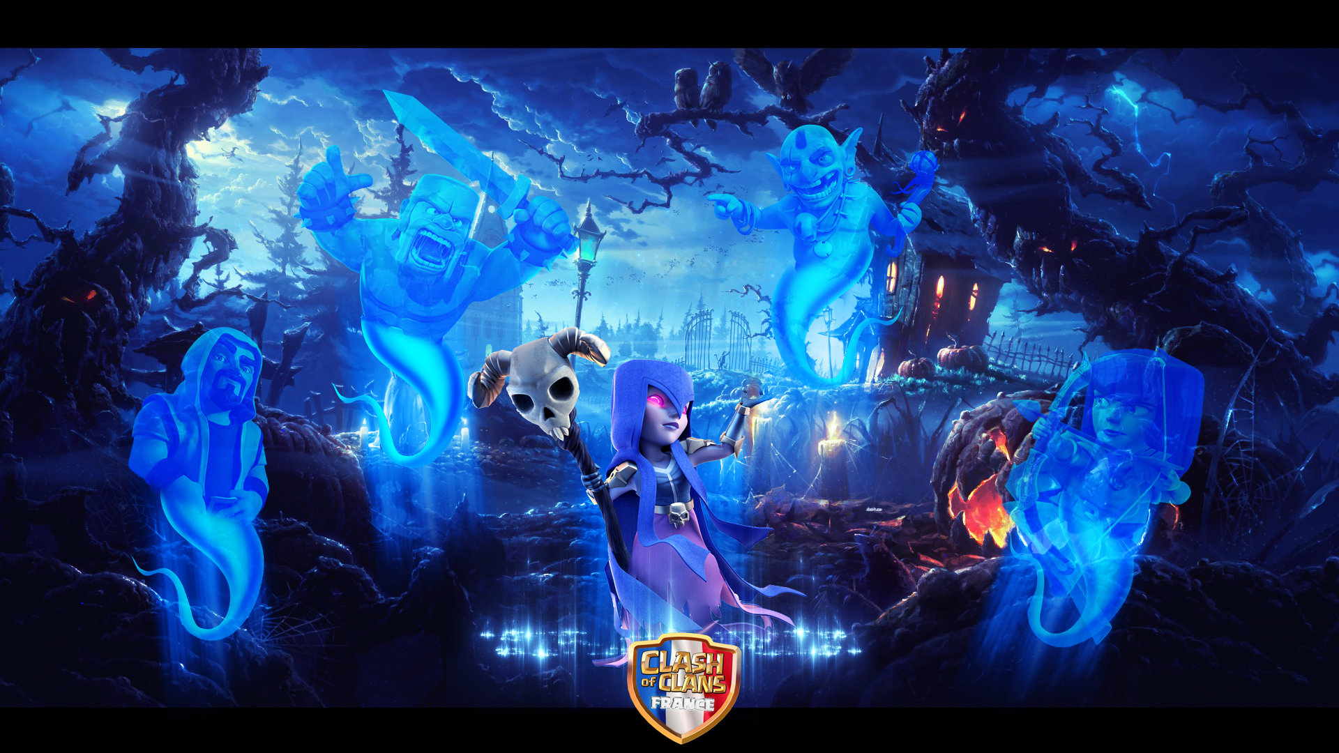 clash-of-clans-witch-wallpaper