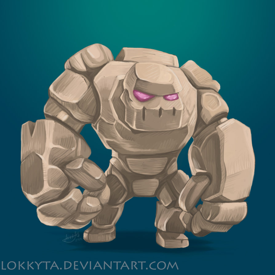 cool-fat-golem-artwork-coc