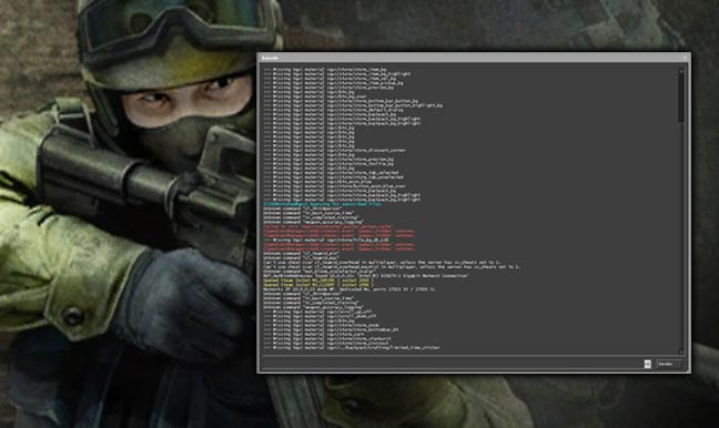 Cs go matchmaking console commands
