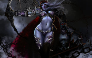 warcraft-3-dark-ranger-undead