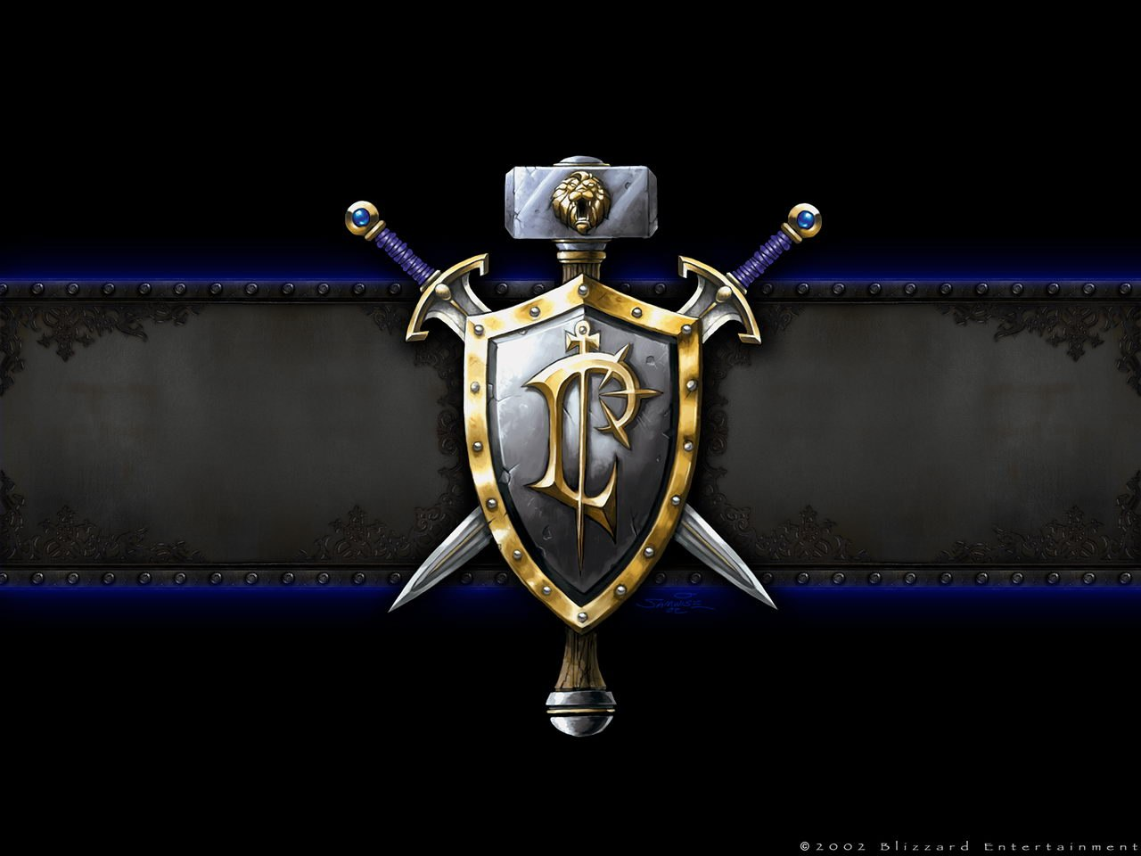warcraft-3-human-shield-logo