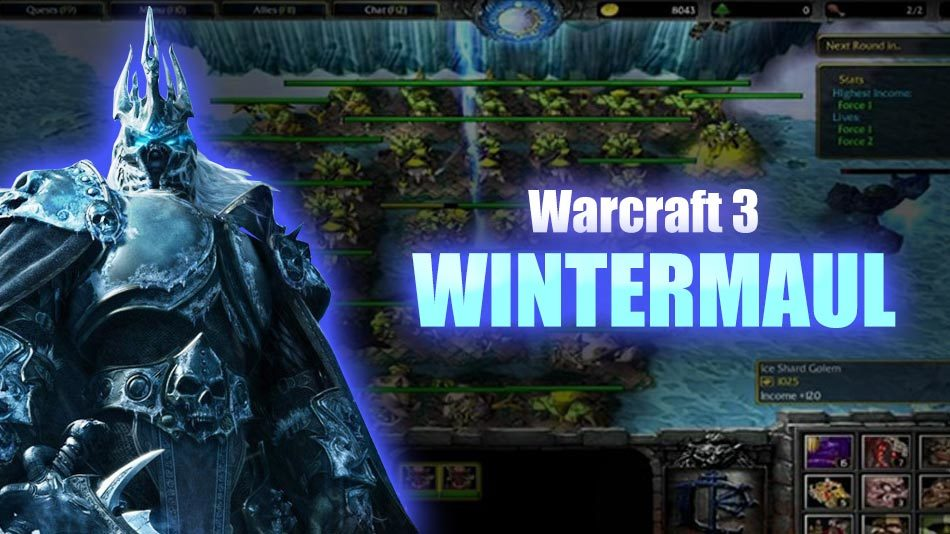 wintermaul warcraft 3 map download wintermaul gumiabroncs Image collections