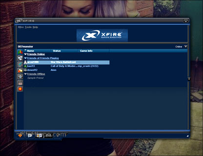 xfire-game-chat