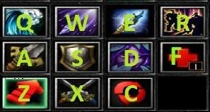 Warcraft 3 customkeys dowload