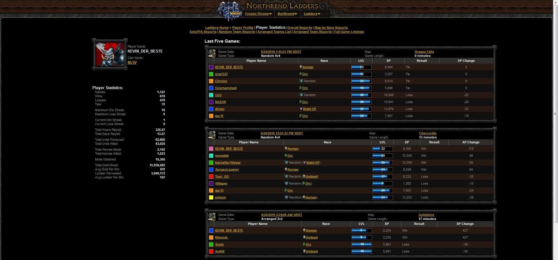 battle-net-wc3-website-profile-statistics