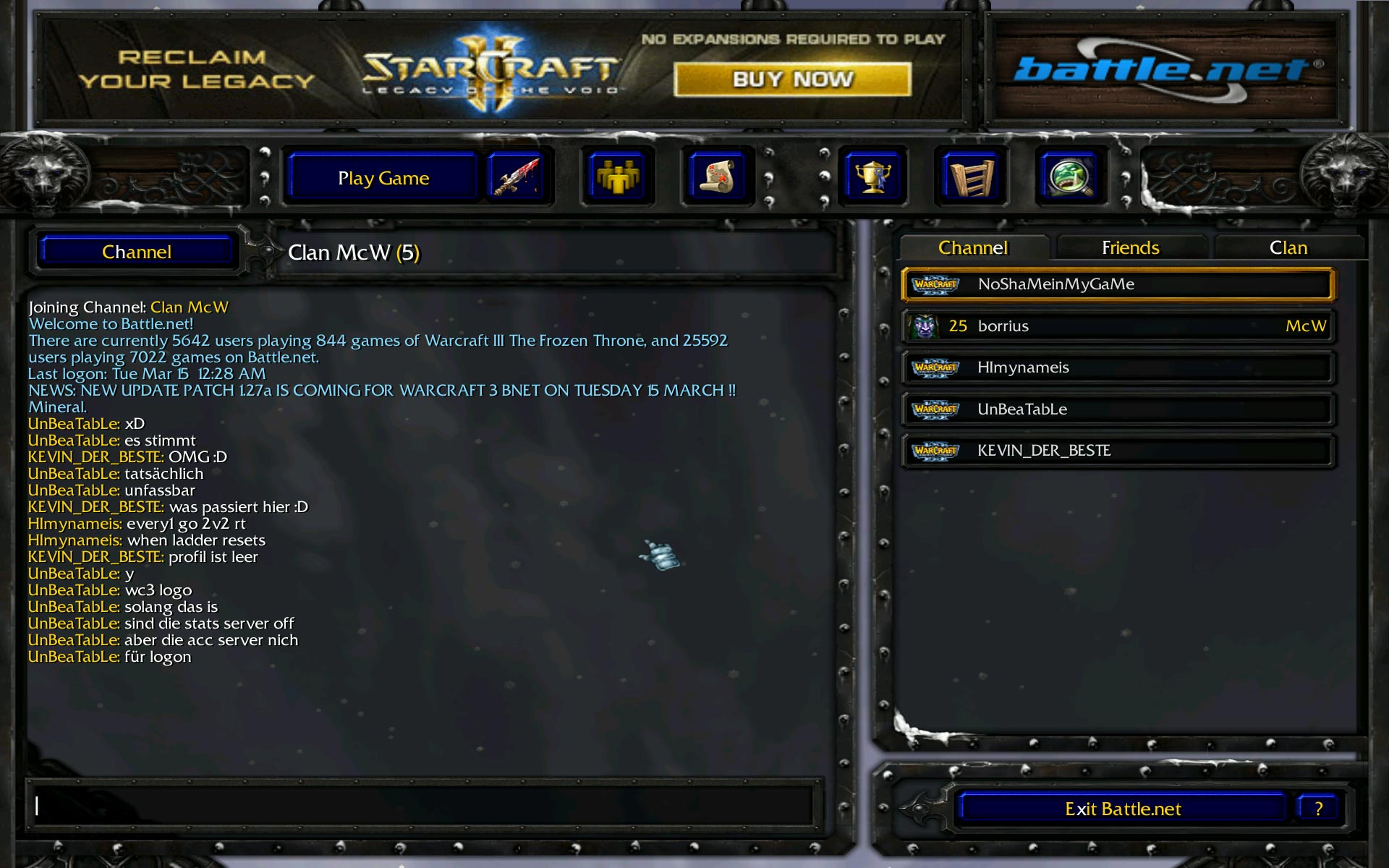 Warcraft 3 chat icons free