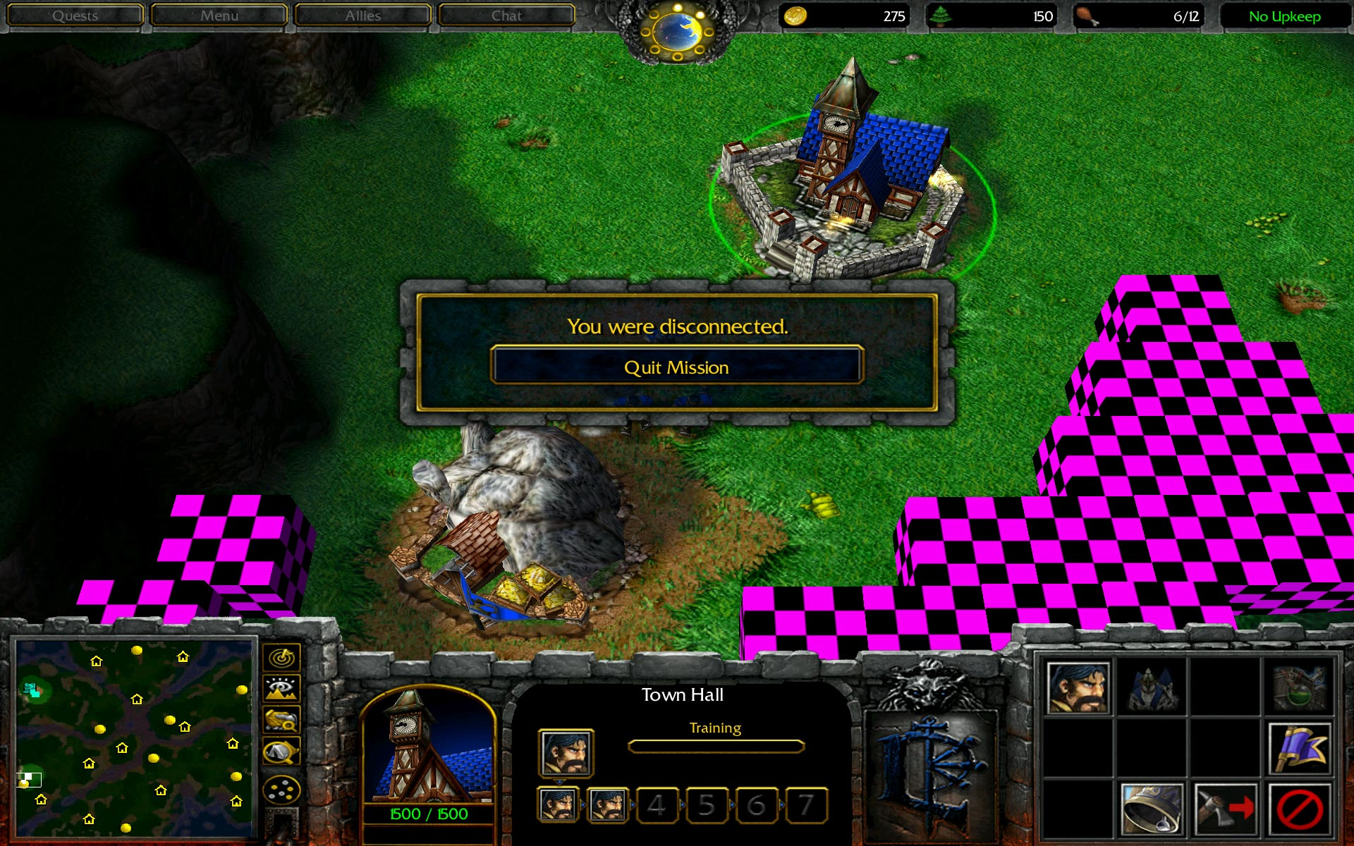 warcraft-3-dischack-by-cheater-in-ladder-game