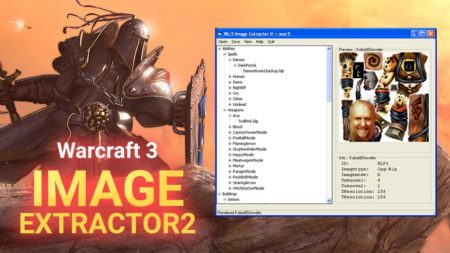 Warcraft 3 Image Extractor 2