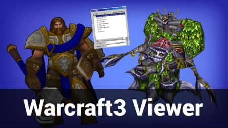 Warcraft 3 Viewer