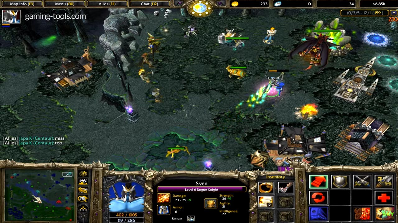 ▷ Dota 6.85k RGC (Official Download) K Nd New Map on ca map, w.va map, al map, efis map, ne map, wa map, eastern oh map, nv map, ohio map, mn map, nh map, md map, ks map, time zone map, co map, ae map, wy map, mo map, ri map, sd map,