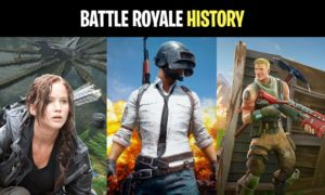 Battle Royale History