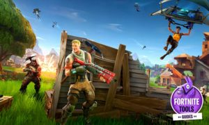 Fortnite Battle Royal Basics of the Game