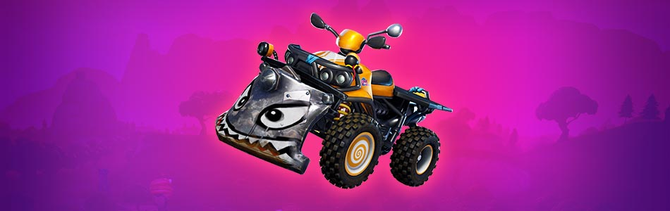 Quadcrasher Vehicle