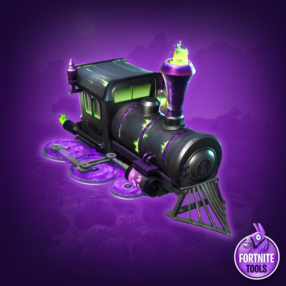 Fortnite Dark Engine Glider