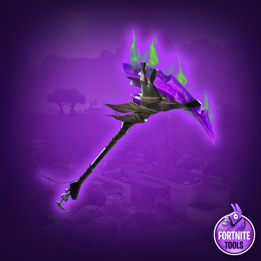 Fortnite Dark Shard Pickaxe