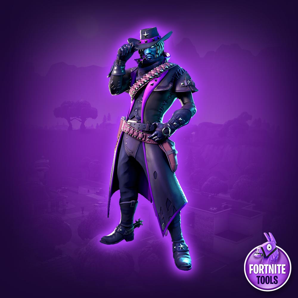Fortnite Halloween Deadfire Skin