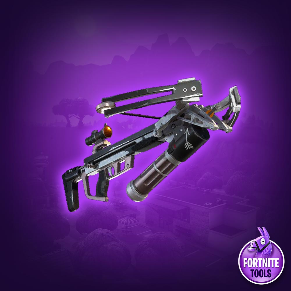 Fortnite Weapoin Fiend Hunter Crossbow