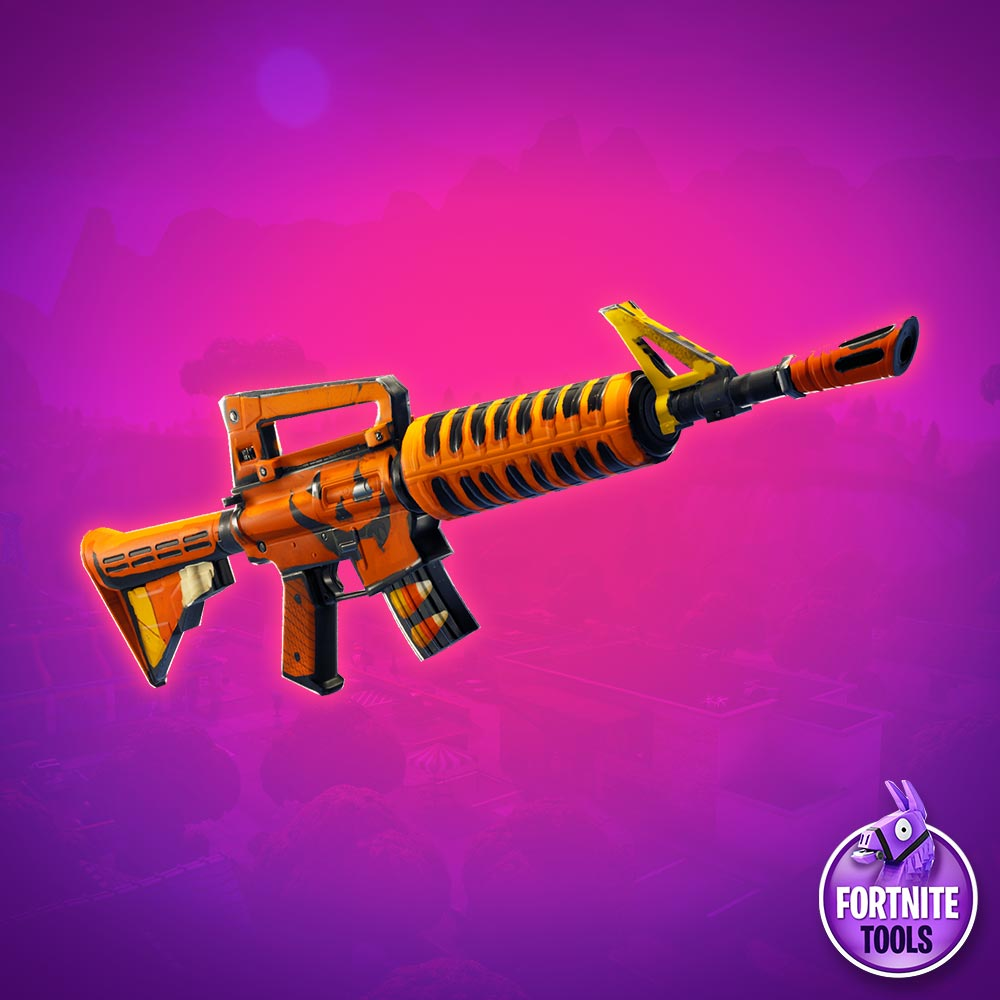 Fortnite Gravedigger Weapon
