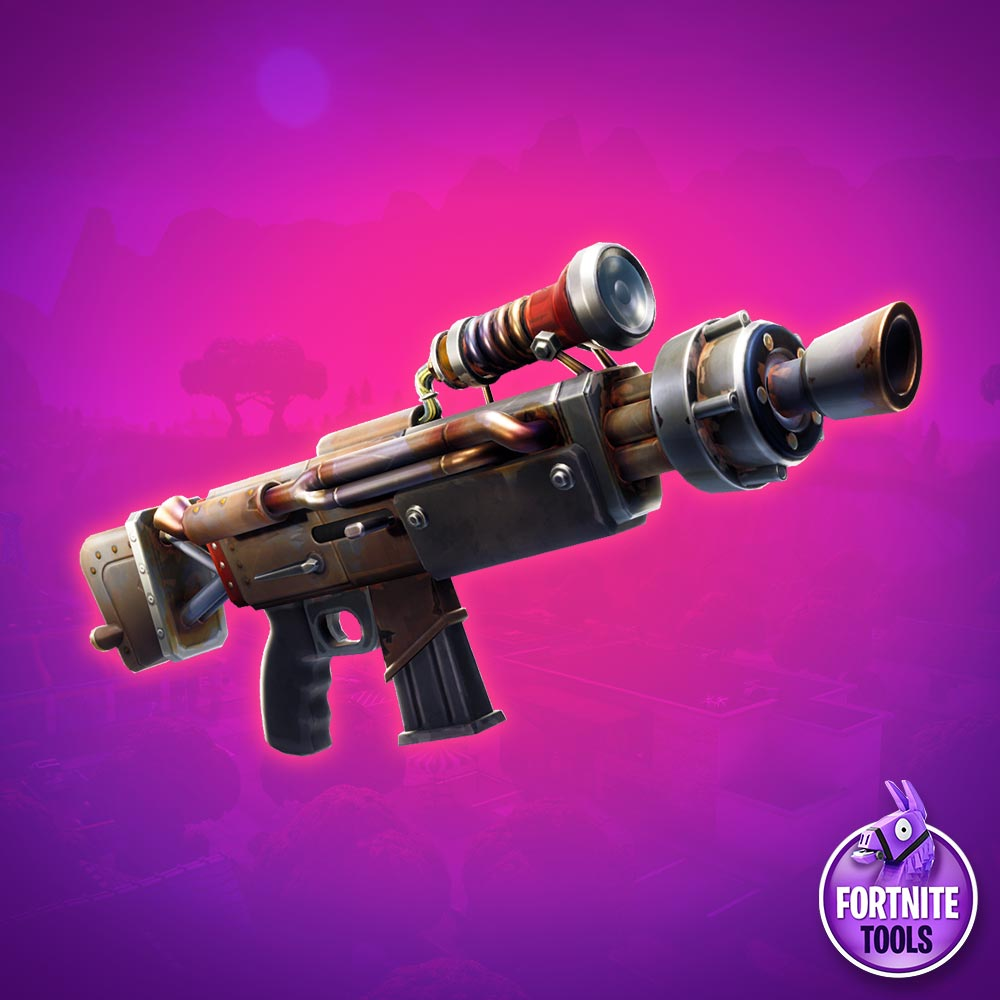 Fortnite Rat King Weapon