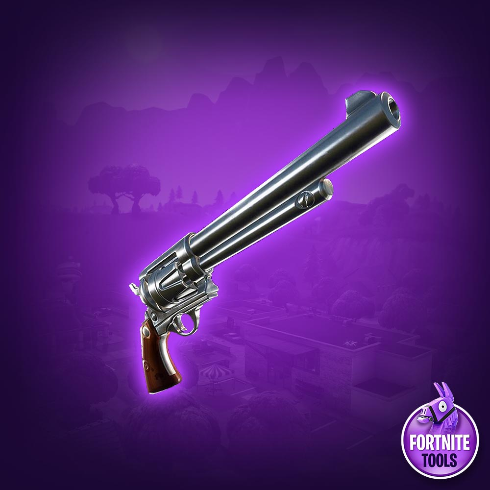 Fortnite Weapon Six Shooter