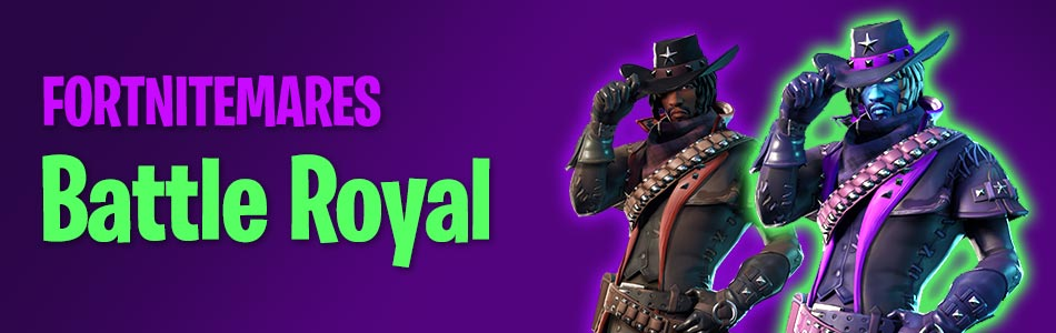 Fortnitemares Battle Royale Halloween