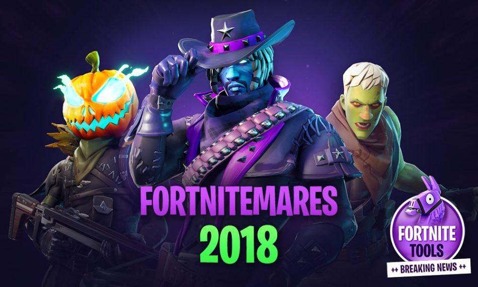 Fortnitemares Halloween Event in Fortnite