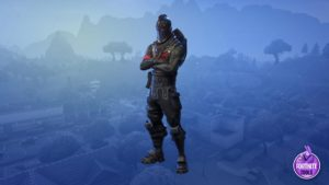 Black Knight Fortnite Skin Dark Warrior Outfit