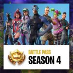 Fortnite Season 4 Battle Pass Guide