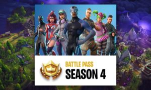 Fortnite Battle Pass Season 4 Guide - Super Hero Update