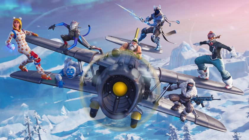 Weekly Challenges Season 7 Battle Pass