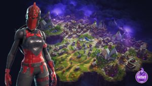 Fortnite Battle Royale Red Knight Outfit