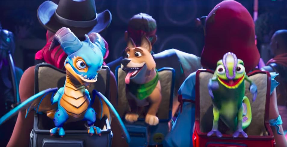 Fortnite Cute Pets Wallpaper