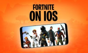 Fortnite IOS Installation