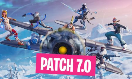 Fortnite Patch 7.0 Summary New Season and Battlepass