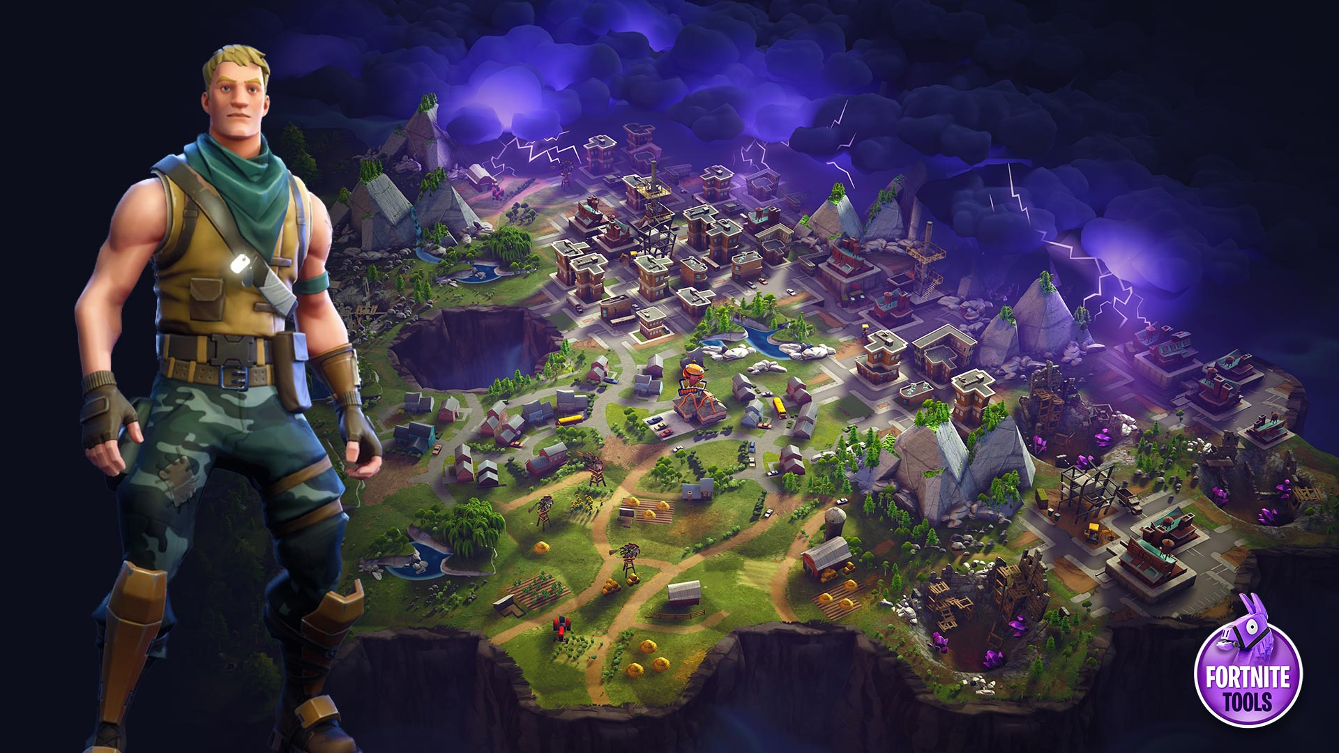 Fortnite ranger wallpaper - Fortnite save the world wallpaper ...