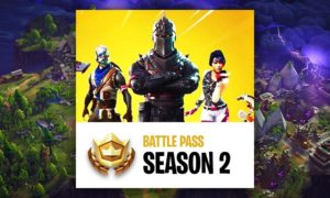 Fortnite Battle Pass Season 2
