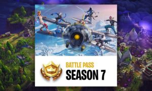 Fortnite Season 7 Battle Pass Guide