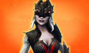 Fortnite Skin Arachne