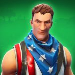 Fortnite Skin Star Spangled Trooper