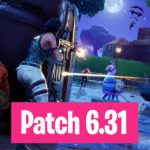Fortnite Battle Royale Team Rumble Patchnotes 6.31