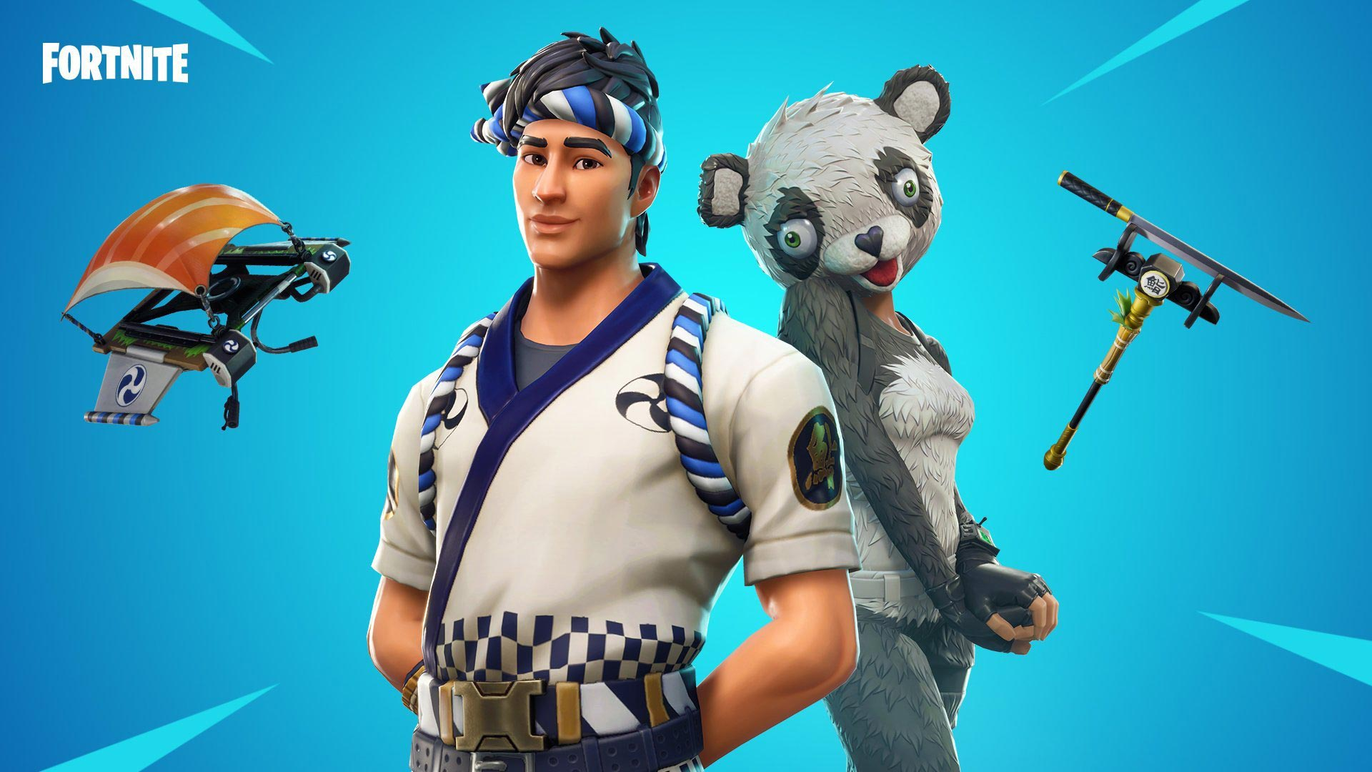 Fortnite wallpaper panda team leader skin - Fortnite save the world wallpaper ...