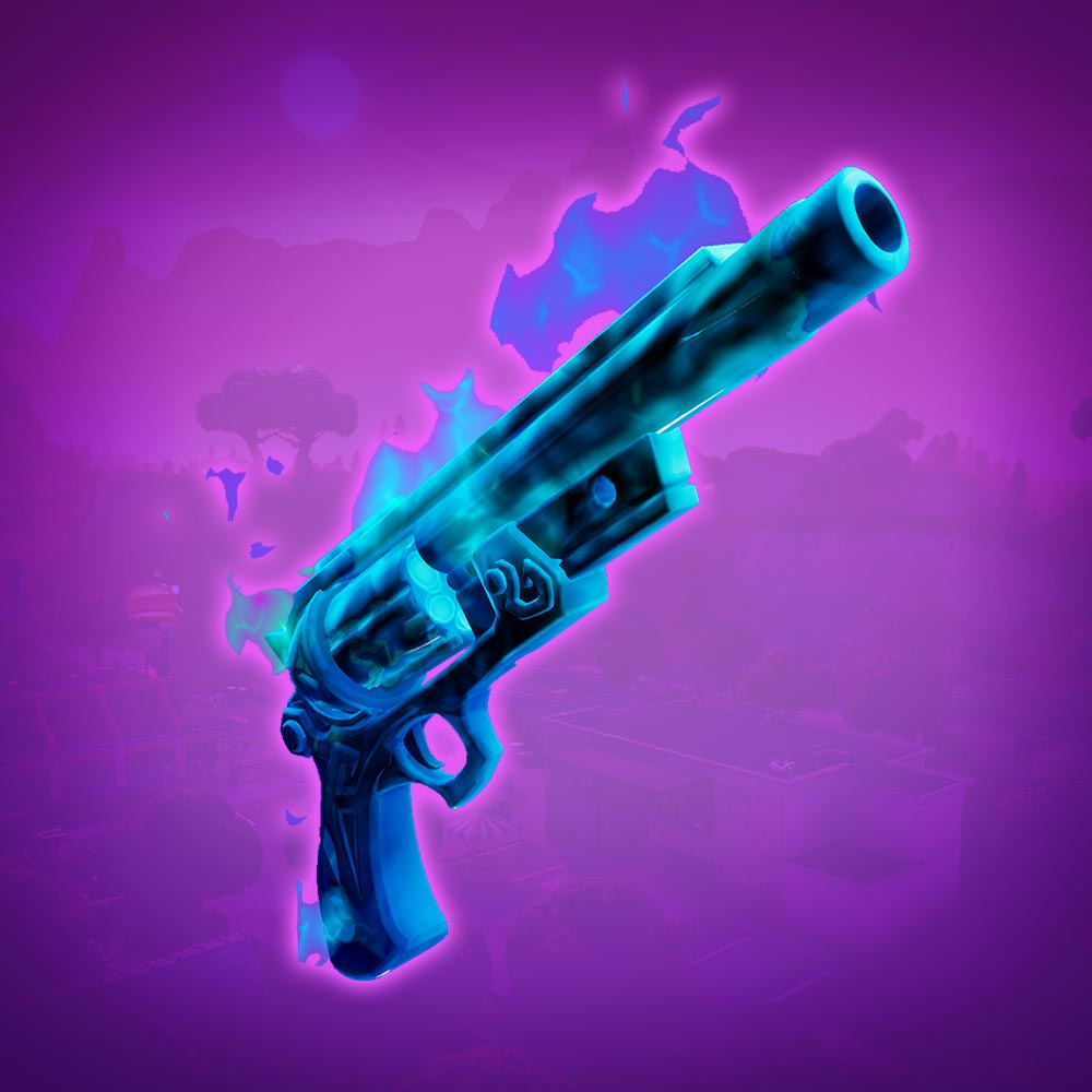 Save the World Ghost Pistol