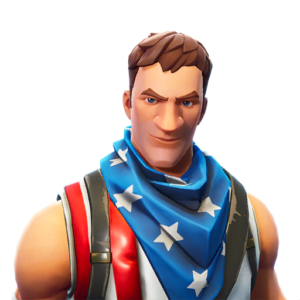 Star Spangled Trooper Icon
