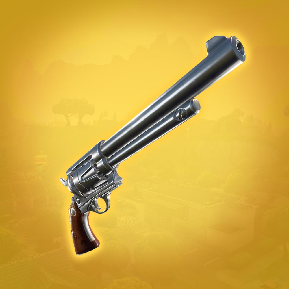 Save the World Revolver Fortnite Save the World
