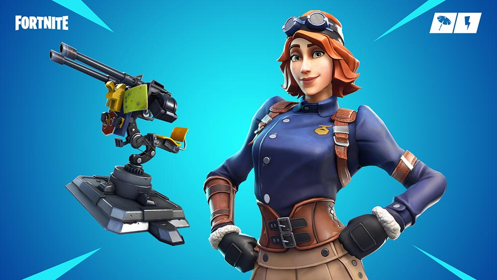 ROSIE Fortnite Constructor