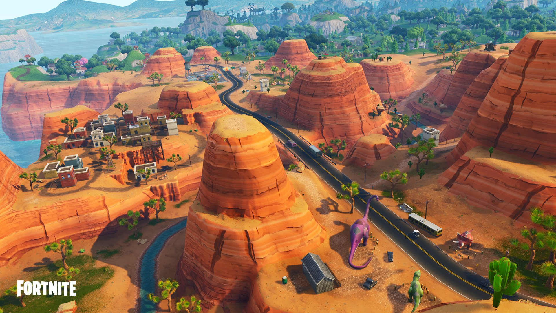 Season 5 Battle Pass Desert Outpost