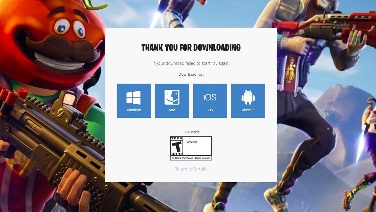 Fortnite Download