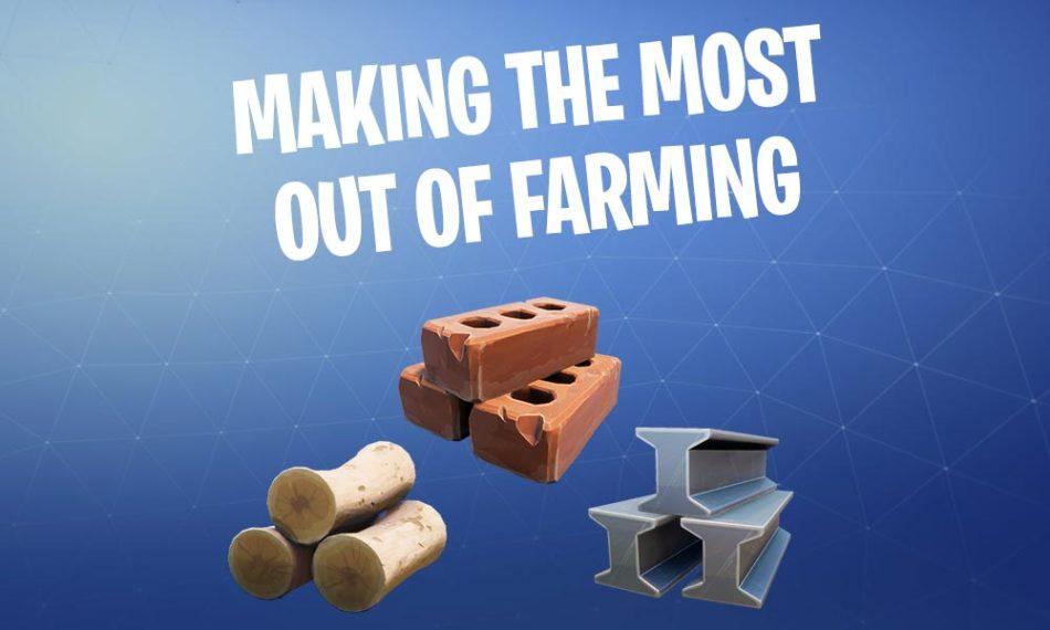 Fortnite Farming Resource Guide