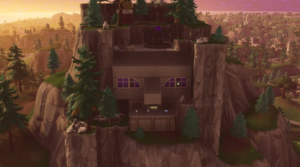 Fortnite Hidden Lair Wallpaper